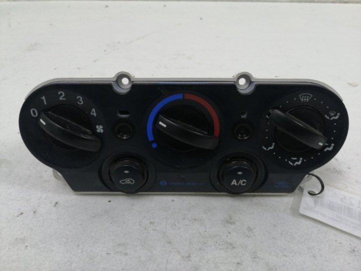 Блок управления печкой Ford Fusion CBK 1.4 I DURATEC 16V EFI DOHC (75/80PS) 2009