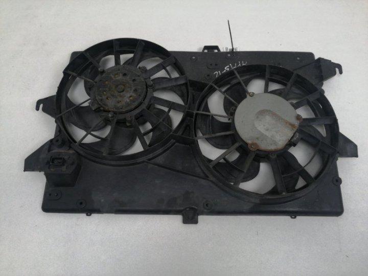 Диффузор с вентилятором Ford Mondeo 3 B5Y 2.0 I DURATEC HE SEFI (145PS) 2002