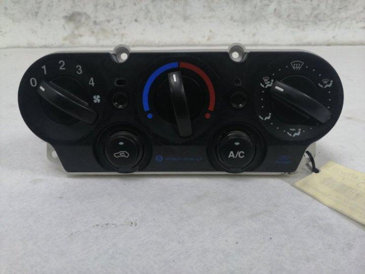 Блок управления печкой Ford Fusion CBK 1.6 I ZETEC-S/DURATEC EFI (100PS) 2008