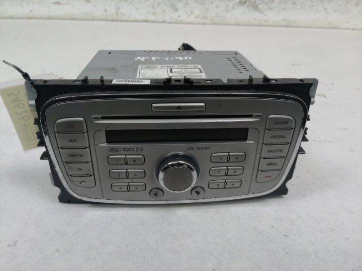 Магнитола Ford Focus 2 CB4 2.0TD DURATORQ-TDCI (136PS) - DW10 2008