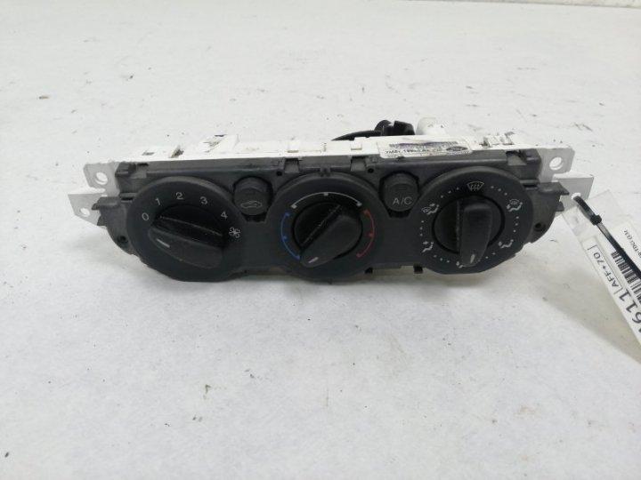 Блок управления печкой Ford Focus 2 CB4 2.0TD DURATORQ-TDCI (136PS) - DW10 2008