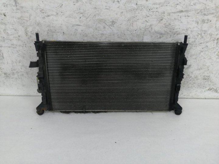 Радиатор охлаждения (основной ) Ford Focus 2 CB4 2.0TD DURATORQ-TDCI (136PS) - DW10 2008