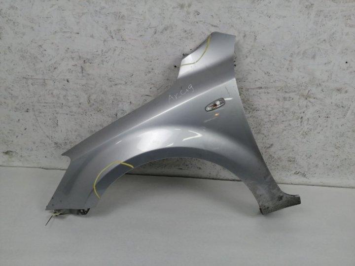 Крыло Kia Ceed ED 1.6 TD D4FB 2009 переднее левое