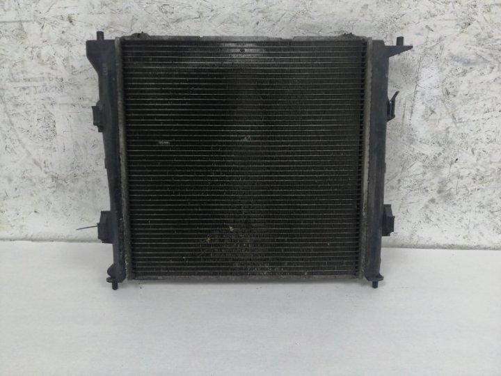 Радиатор охлаждения (основной ) Kia Ceed ED 1.6 TD D4FB 2009