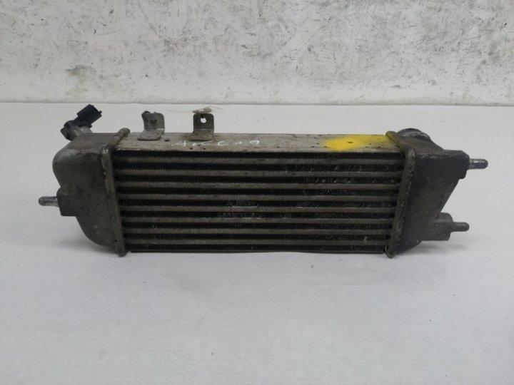 Радиатор интеркулера Kia Ceed ED 1.6 TD D4FB 2009