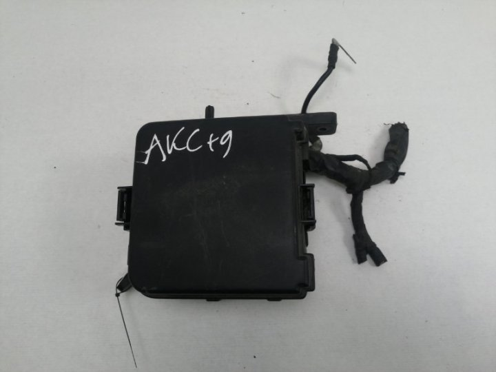 Блок предохранителей Kia Ceed ED 1.6 TD D4FB 2009