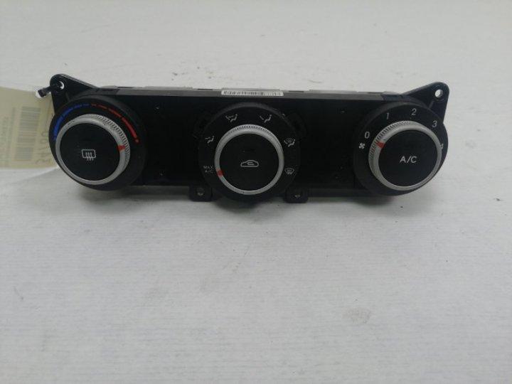 Блок управления климат контролем Kia Ceed ED 1.6 TD D4FB 2009