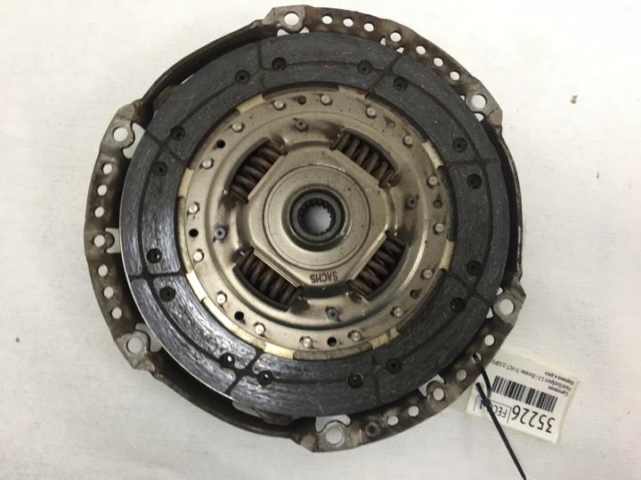 Сцепление Ford Ecosport 1.5 I DURATEC TI-VCT (110PS) - SIGMA 2015