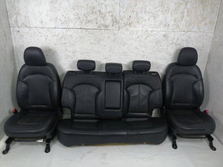 Салон кожаный комплект сидений Hyundai Ix35 2.0 TD D4HA 2011