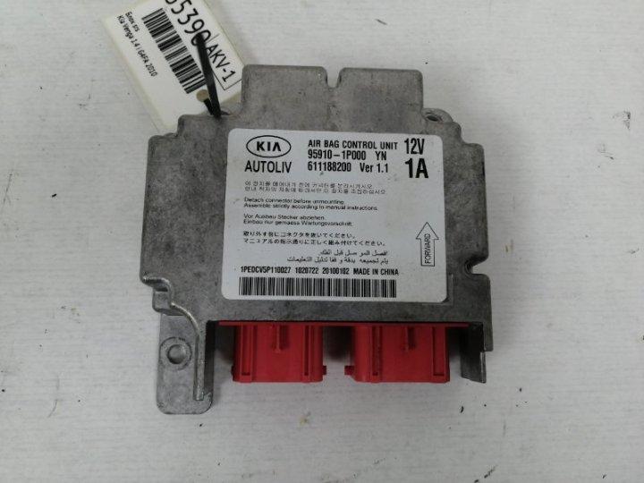 Блок srs Kia Venga 1.4 I G4FA 2010