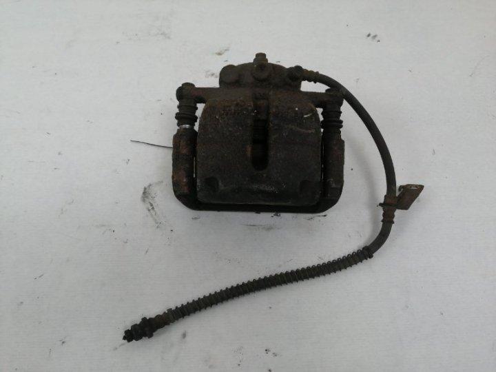 Суппорт тормозной Kia Venga 1.4 I G4FA 2010 передний левый