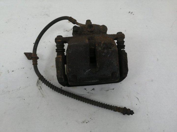 Суппорт тормозной Kia Venga 1.4 I G4FA 2010 передний правый