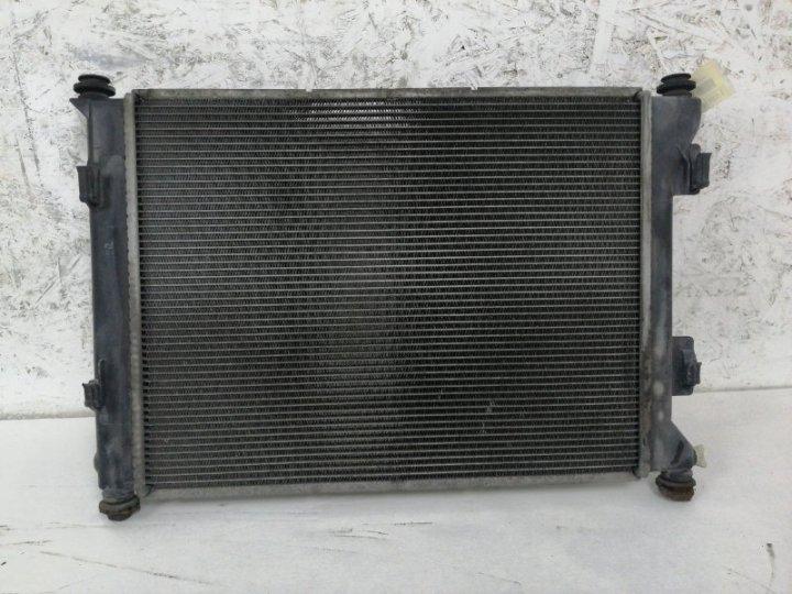 Радиатор охлаждения (основной ) Kia Venga 1.4 I G4FA 2010
