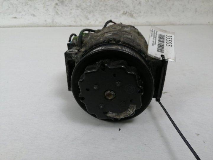 Компрессор кондиционера Mercedes-Benz W203 W203 611.962 2002