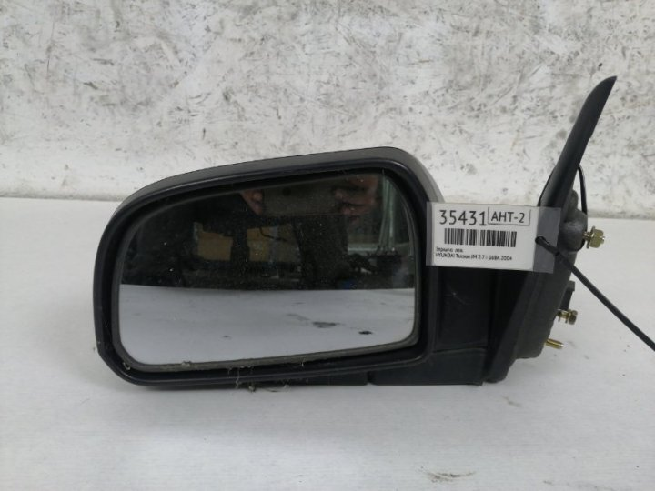 Зеркало Hyundai Tucson JM 2.7 I G6BA 2004 левое