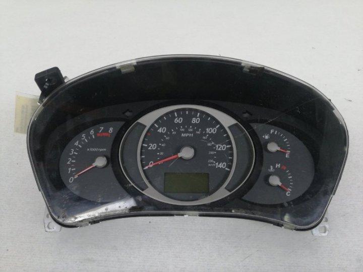 Приборная панель (щиток приборов) Hyundai Tucson JM 2.7 I G6BA 2004