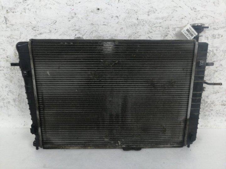 Радиатор охлаждения (основной ) Hyundai Tucson JM 2.7 I G6BA 2004
