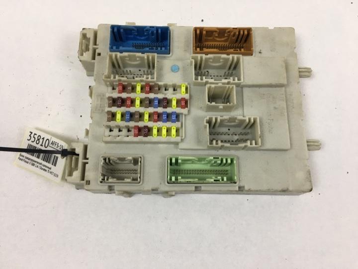 Блок предохранителей салонный Ford Focus 3 CB8 1.6 I DURATEC TI-VCT (123PS) - SIGMA 2012