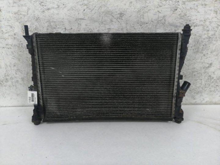 Радиатор охлаждения (основной ) Ford Fusion 1.6 D 2009