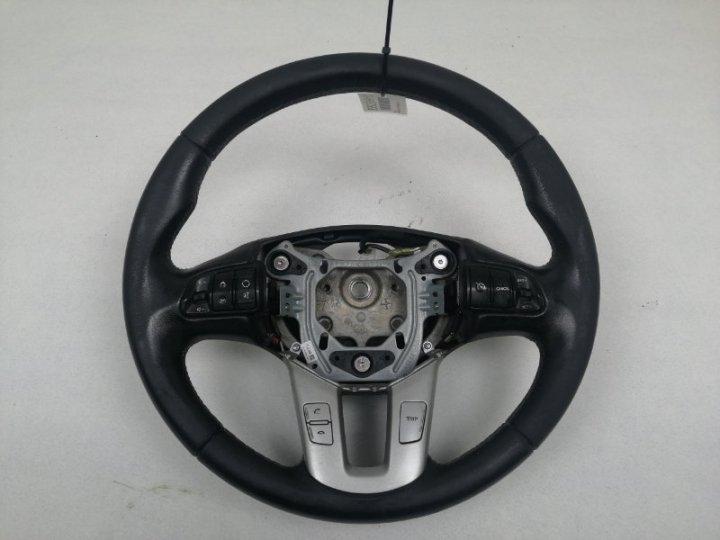 Руль Kia Ceed ED 1.6 TD D4FB 2011