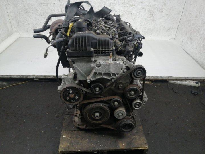 Двигатель Hyundai Ix35 2.0 TD D4HA 2011