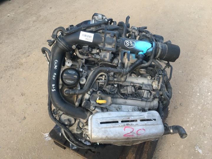Двигатель Volkswagen Golf 5 1.4 TI BLG 2005