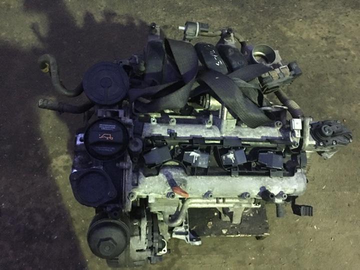 Двигатель Volkswagen Golf 5 1.6 I 2005