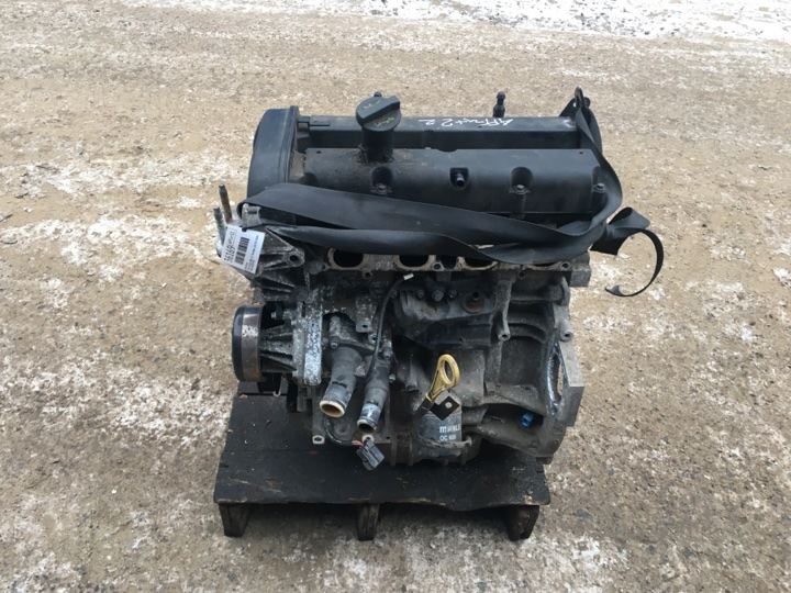 Двигатель Ford Fusion CBK 1.4 I DURATEC 16V EFI DOHC (75/80PS) 2006