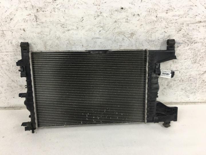 Радиатор охлаждения (основной ) Chevrolet Cruze 1.6 I 124 Л.С. LXV 2009