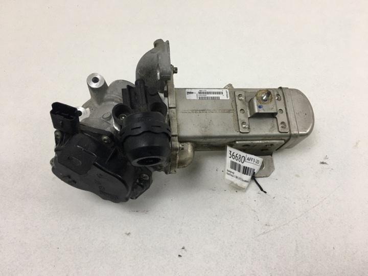Клапан egr Ford Focus 3 CB8 2.0 TD DURATORQ CR TC (140PS) - DW10C 2012