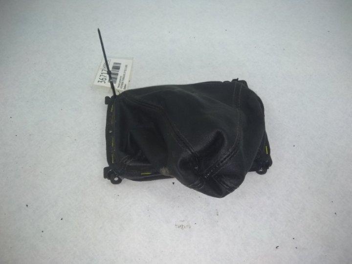Чехол ручки кпп Hyundai Terracan 2.9 TD J3 2005
