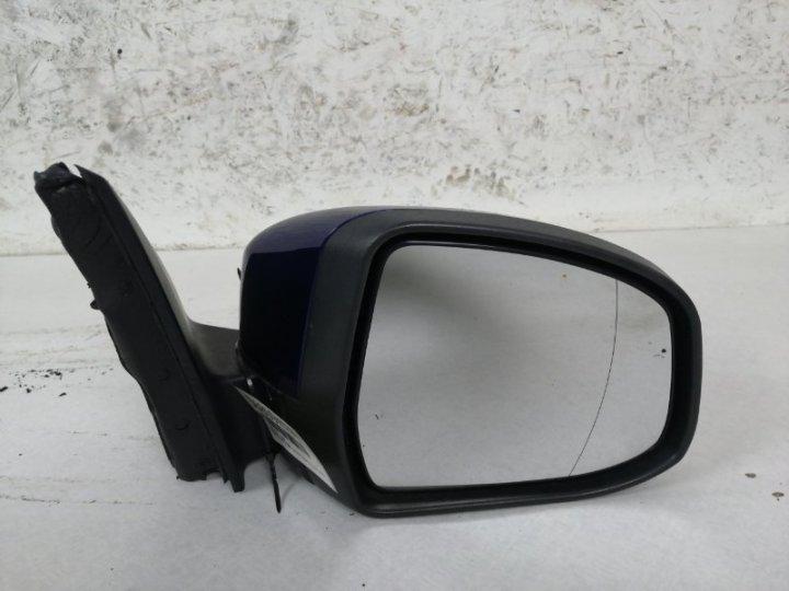 Зеркало Ford Focus 3 CB8 1.6 TD T1DA 115 Л.С. 2014 правое