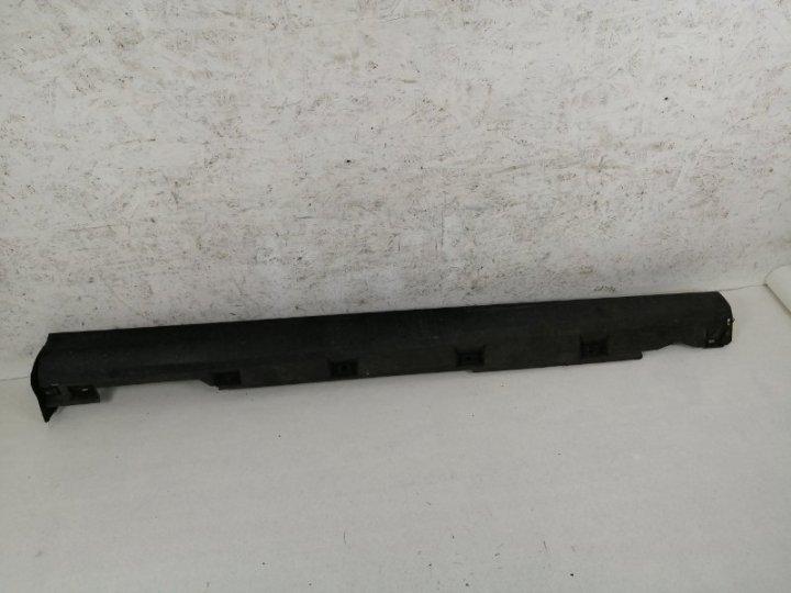 Накладка порога Ford Focus 3 CB8 1.6 TD DURATORQ CR TC (115PS) - DV6 2012 правая