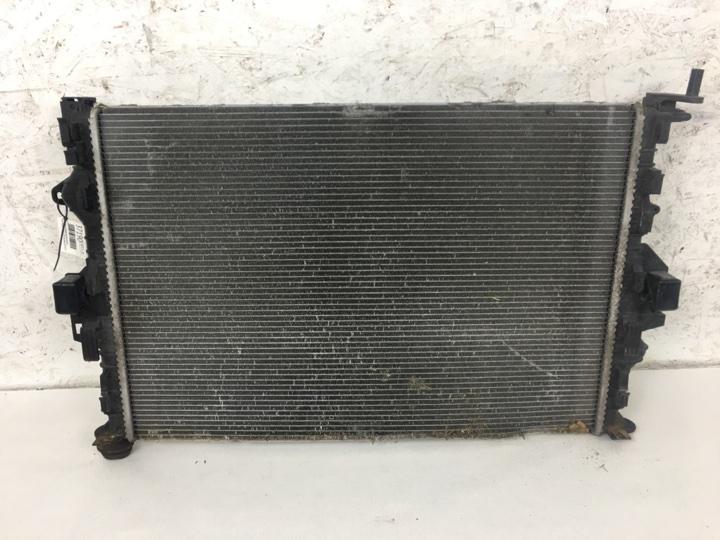 Радиатор охлаждения (основной ) Ford Focus 3 CB8 2.0 TD DURATORQ CR TC (140PS) - DW10C 2012