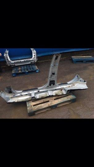 Порог Hyundai Ix35 2.0 TD D4HA 2011 правый