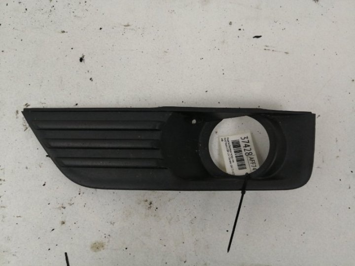 Накладка птф Ford Focus 2 CB4 1.6 I DURATEC-16V TI-VCT (115/120PS) 2005 передняя левая