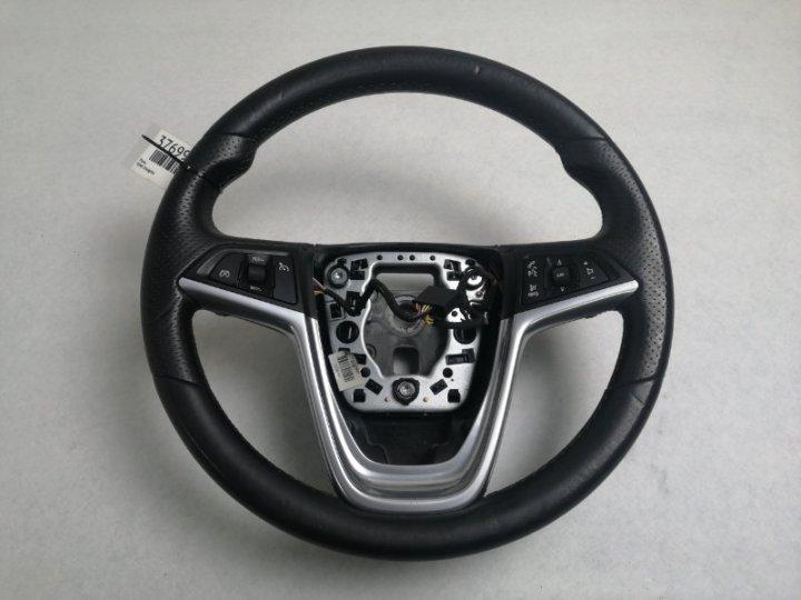 Руль Opel Insignia 0G-A 2 2010