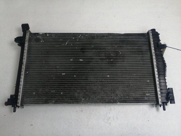Радиатор охлаждения (основной ) Opel Insignia 0G-A 2 2010