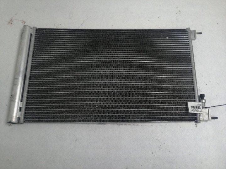 Радиатор кондиционера Opel Insignia 0G-A 2 2010