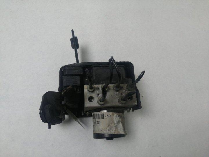 Блок abs Opel Insignia 0G-A 2 2010