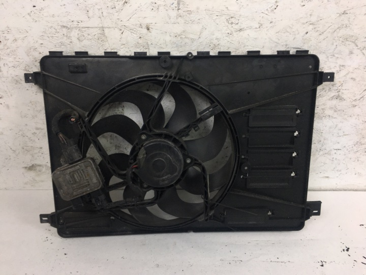 Вентилятор охлаждения Ford Mondeo 4 ХЭТЧБЕК 2.0 TD DURATORQ-TDCI (143PS) - DW 2009