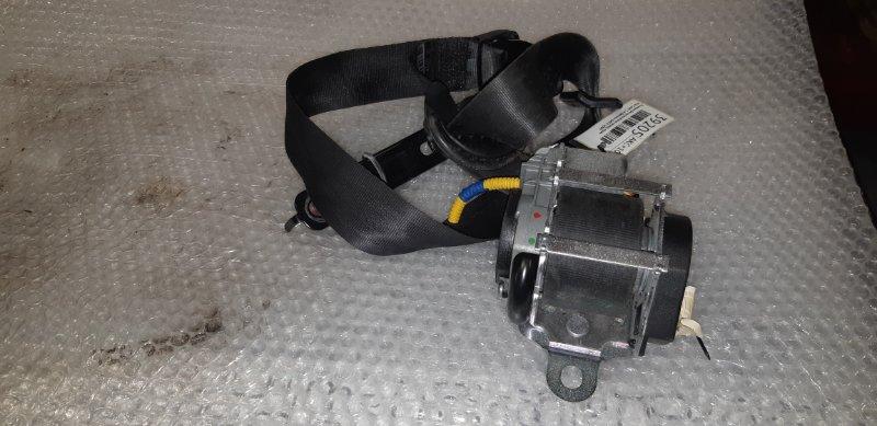 Ремень безопасности Kia Ceed 1.4 БЕНЗИН G4FA 2009 передний правый