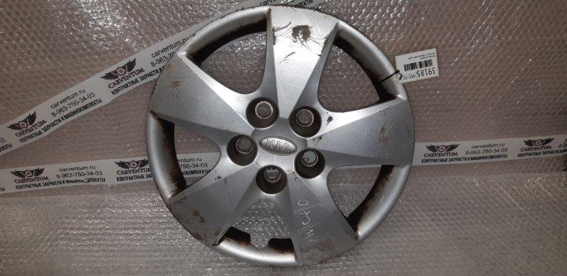 Колпак на колесо Kia Ceed 1.4 БЕНЗИН G4FA 2009