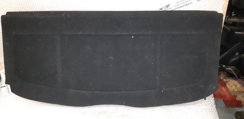 Полка багажника Kia Ceed 1.4 БЕНЗИН G4FA 2009