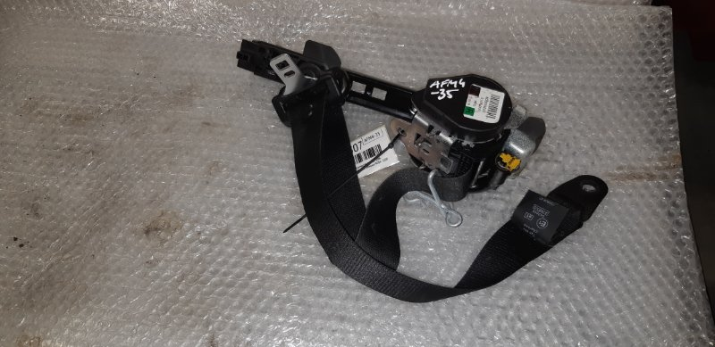 Ремень безопасности Ford Mondeo 4 2.5 БЕНЗИН HUBA 2009 передний правый