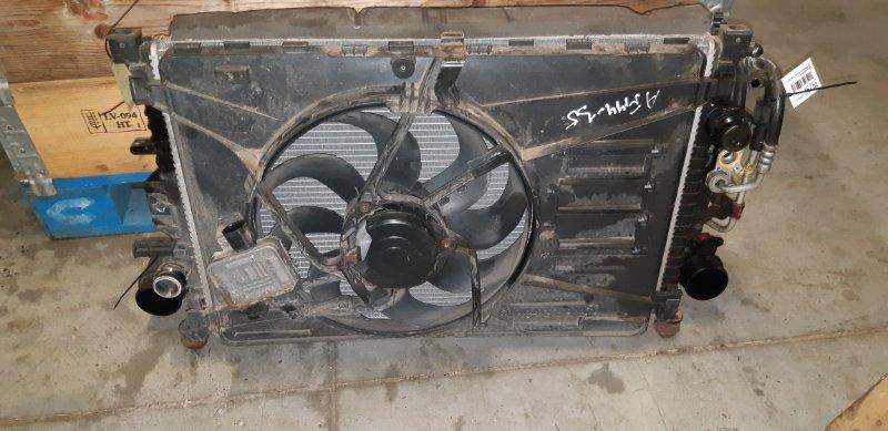 Диффузор с вентилятором Ford Mondeo 4 2.5 БЕНЗИН HUBA 2009