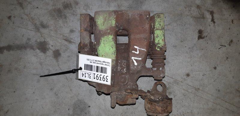 Суппорт тормозной Volkswagen Passat B6 2.0 TD 2005 задний левый