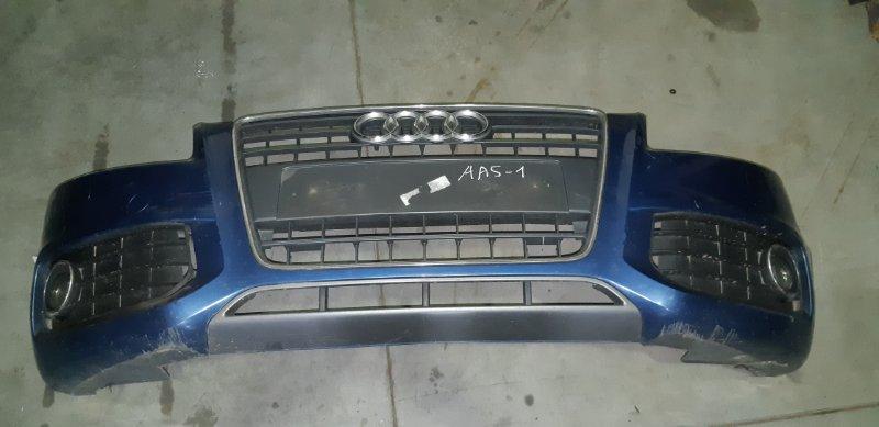 Бампер Audi A5 2.0 БЕНЗИН 2012 передний