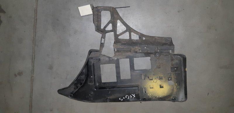 Кронштейн бампера Ford Galaxy 2.0 TD 2011 задний левый
