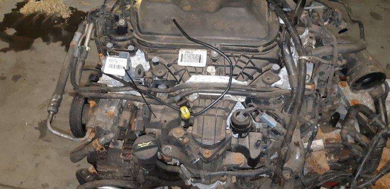 Двигатель Ford Mondeo 4 2.0 TDCI 2010